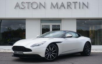 Grange Aston Martin Birmingham Motorparks