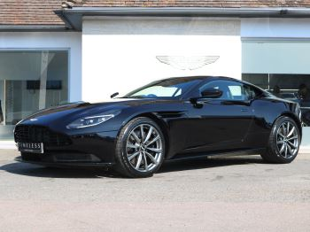 Aston Martin DB11 V8 2dr Touchtronic 4.0 Automatic Coupe (2017) image