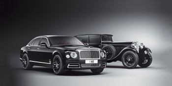 Bentley Mulsanne W O Edition by Mulliner - A priceless piece of Bentleys story