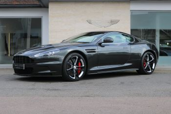 Aston Martin DBS Coupe CARBON EDITION 6.0  Automatic 2 door (2012) image