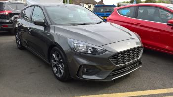 Ford New Focus ST-Line 1.0l EcoBoost 125PS 6 Speed 5 door (18MY) image