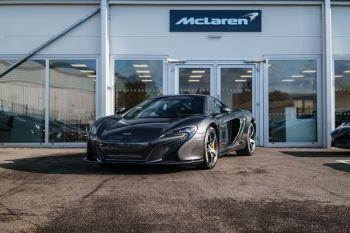 McLaren 650S Coupe 3.8SSG Automatic 2 door Coupe (2015) image