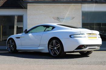 Aston Martin DB9 V12 2dr Touchtronic image 7 thumbnail