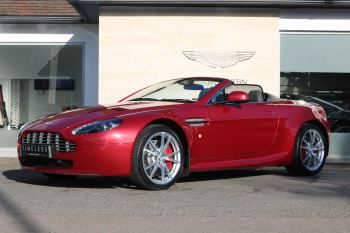 Aston Martin V8 Vantage Roadster 2dr [420] image 2 thumbnail