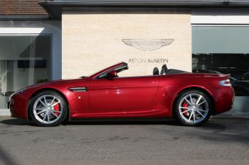 Aston Martin V8 Vantage Roadster 2dr [420] image 8 thumbnail