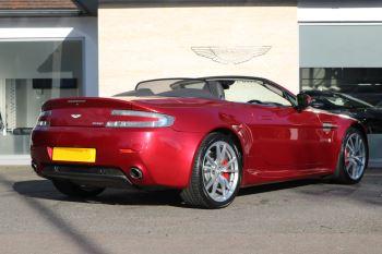 Aston Martin V8 Vantage Roadster 2dr [420] image 5 thumbnail