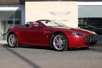 Aston Martin V8 Vantage Roadster 2dr [420] image 3 thumbnail