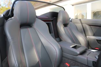 Aston Martin V8 Vantage Roadster 2dr [420] image 14 thumbnail