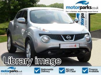 Nissan Juke 1.6 Acenta CVT [Premium Pack] Automatic 5 door Hatchback (2013)