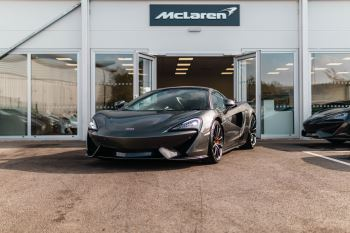 McLaren 570S Spider V8 2dr SSG image 6 thumbnail