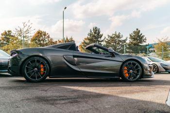 McLaren 570S Spider V8 2dr SSG image 12 thumbnail