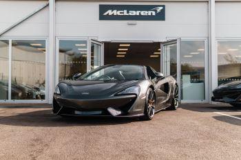 McLaren 570S Spider V8 2dr SSG image 20 thumbnail