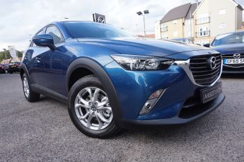 Mazda CX-3 1.5d SE-L Nav 5dr image 1 thumbnail