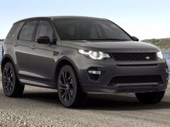Land Rover Discovery Sport Offer thumbnail image