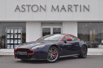 Aston Martin Vantage N430 V8 S Coupe  image 1 thumbnail