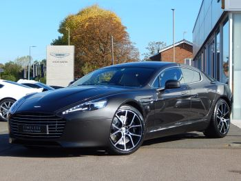 Aston Martin Rapide S V12 4dr Touchtronic, Low Mileage, Great Spec 5.9 Automatic 5 door Saloon