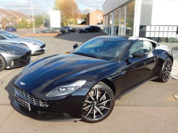 Aston Martin Db11 V12 2dr Touchtronic 5 2 Automatic Coupe 2018 At