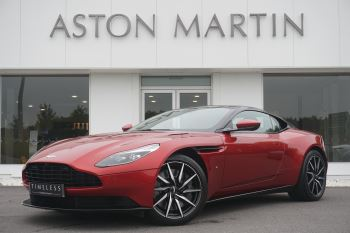 Aston Martin DB11 V12 2dr Touchtronic Auto 5.2 Automatic Coupe (2017)