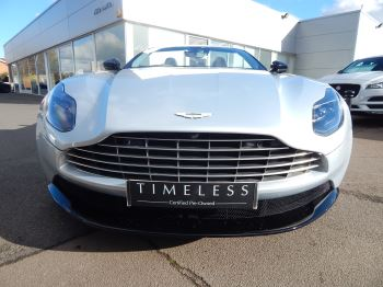 Aston Martin DB11 Volante 4.0 V8 Twin Turbo image 5 thumbnail