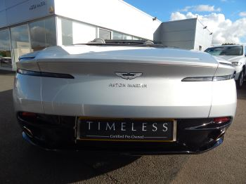 Aston Martin DB11 Volante 4.0 V8 Twin Turbo image 24 thumbnail