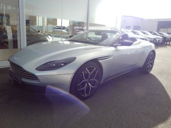 Aston Martin DB11 Volante 4.0 V8 Twin Turbo image 7 thumbnail