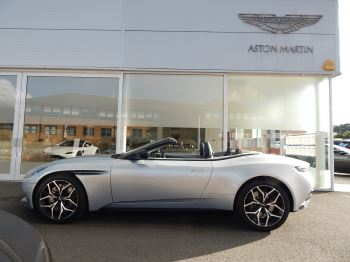 Aston Martin DB11 Volante 4.0 V8 Twin Turbo image 20 thumbnail