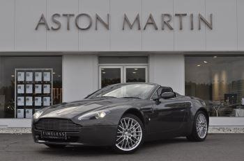 Aston Martin V8 Vantage Roadster 2dr [420] 4.7 Roadster (2009)