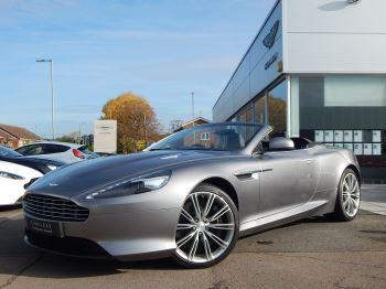 Aston Martin Virage V12 2dr Volante Touchtronic 5.9 Automatic Convertible (2012)