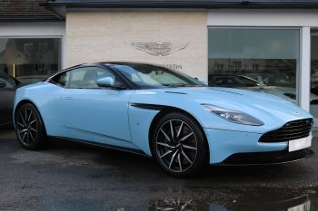 Aston Martin DB11 V12 2dr Touchtronic 5.2 Automatic 3 door Coupe (2017) image