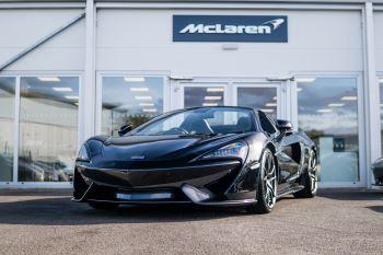 McLaren 570S Spider V8 SSG 3.8 Automatic 2 door Convertible (17MY)