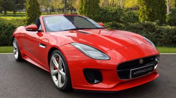 Jaguar F-TYPE 3.0 [380] Supercharged V6 R-Dynamic 2dr image 1 thumbnail