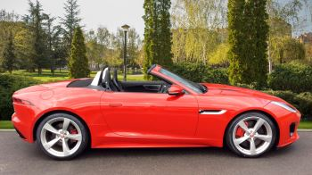 Jaguar F-TYPE 3.0 [380] Supercharged V6 R-Dynamic 2dr image 5 thumbnail