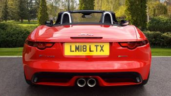 Jaguar F-TYPE 3.0 [380] Supercharged V6 R-Dynamic 2dr image 6 thumbnail