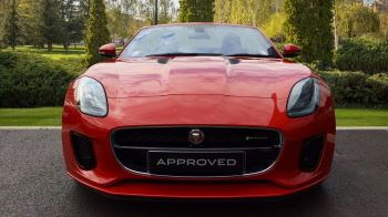 Jaguar F-TYPE 3.0 [380] Supercharged V6 R-Dynamic 2dr image 7 thumbnail