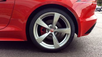 Jaguar F-TYPE 3.0 [380] Supercharged V6 R-Dynamic 2dr image 8 thumbnail