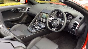 Jaguar F-TYPE 3.0 [380] Supercharged V6 R-Dynamic 2dr image 9 thumbnail