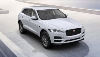 Jaguar F-PACE R-Sport Offer thumbnail image