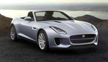 Jaguar F-TYPE Coupe Offer