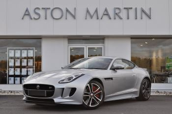 Jaguar F-TYPE 3.0 Supercharged V6 S 2dr AWD Automatic Coupe (2015)