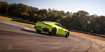 Aston Martin New Vantage - The Archetypal Hunter image 2 thumbnail