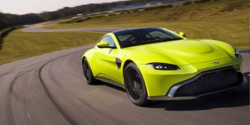 Aston Martin New Vantage - The Archetypal Hunter image 13 thumbnail