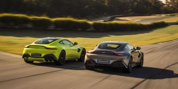 Aston Martin New Vantage - The Archetypal Hunter image 14 thumbnail