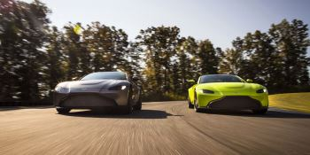 Aston Martin New Vantage - The Archetypal Hunter image 15 thumbnail