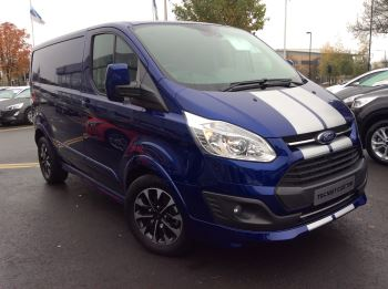 Ford Transit Custom 290 L1 Sport 2.0 Diesel 4 door (2018)