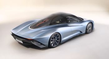 McLaren Speedtail - A car like no other image 2 thumbnail