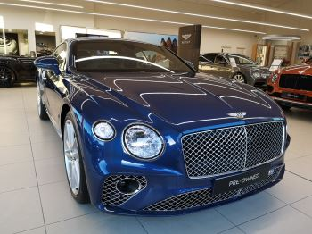 Bentley Continental GT 6.0 W12 2dr Automatic 3 door Coupe (2018) image