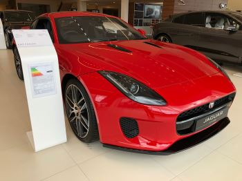 Jaguar F-TYPE 2.0 T/C Petrol RWD Coupe 300PS image 1 thumbnail
