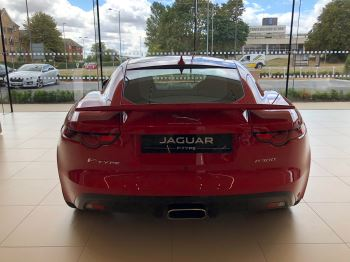 Jaguar F-TYPE 2.0 T/C Petrol RWD Coupe 300PS image 6 thumbnail
