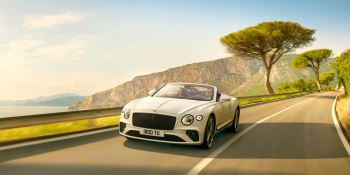 Bentley New Continental GT Convertible - Epitomising the Spirit of Grand Touring image 2 thumbnail
