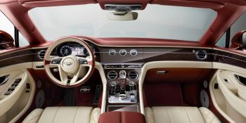 Bentley New Continental GT Convertible - Epitomising the Spirit of Grand Touring image 4 thumbnail